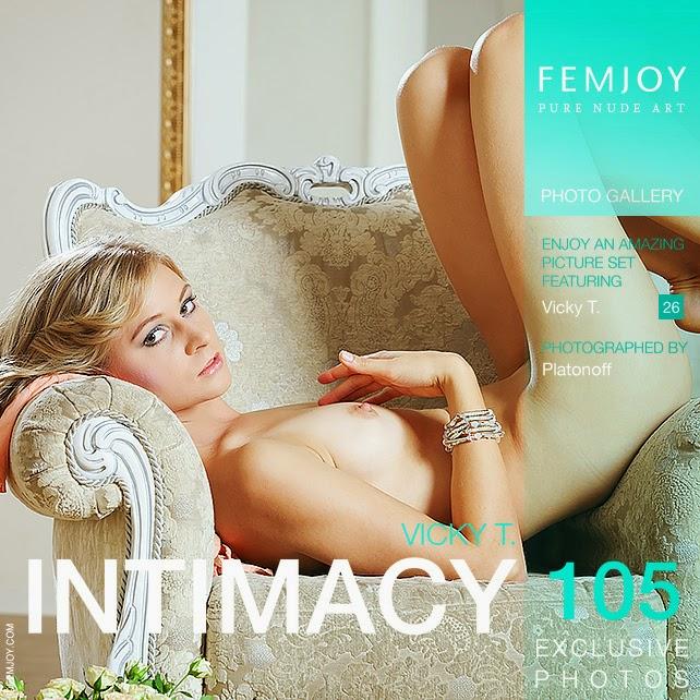 Femjoy 2014-10-15 Vicky T - Intimacy 10120