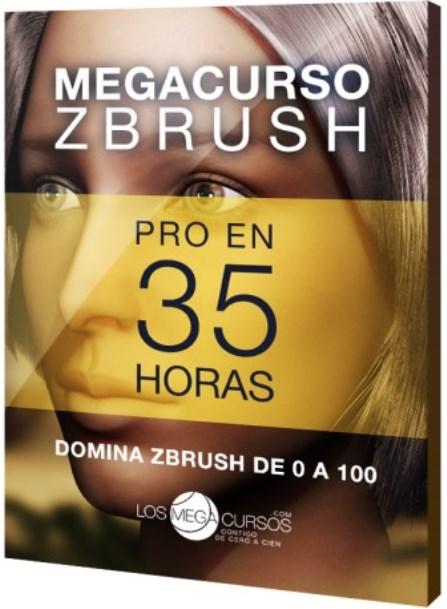 Megacurso de ZBrush: Pro en 35 Horas