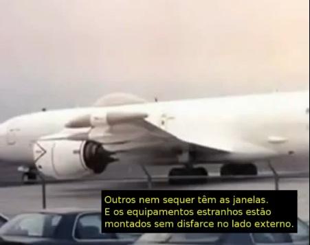 Chemtrail - Aviões sem janelas-1