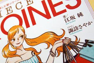 Heroines, Novel de One Piece