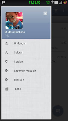 Preview BBM iOS 6 - BBM Android V2.11.0.16