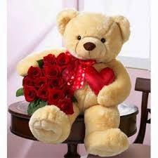 Gambar boneka teddy bear cute