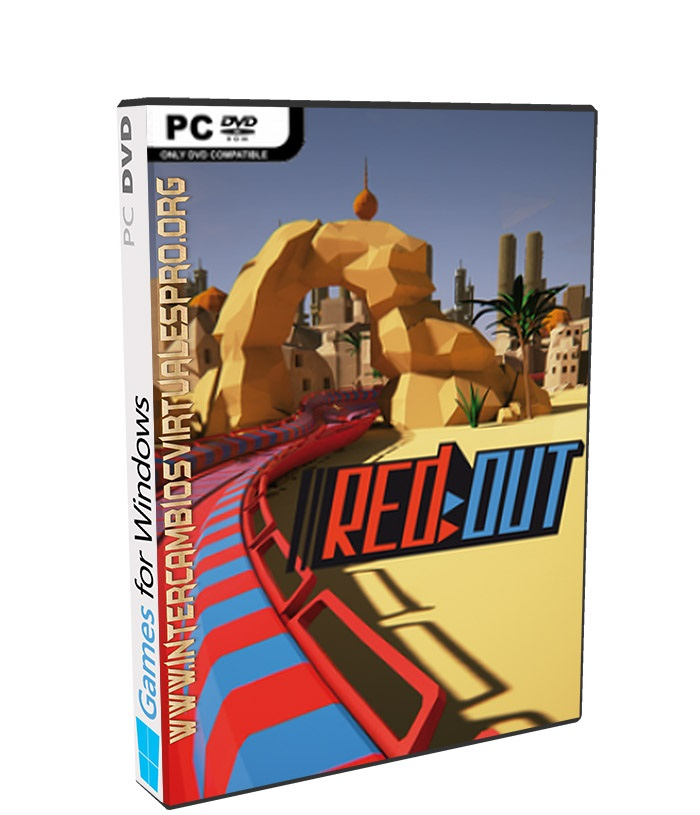 Redout poster box cover