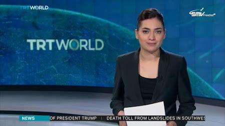 Frekuensi siaran TRT World di satelit ABS 2 Terbaru