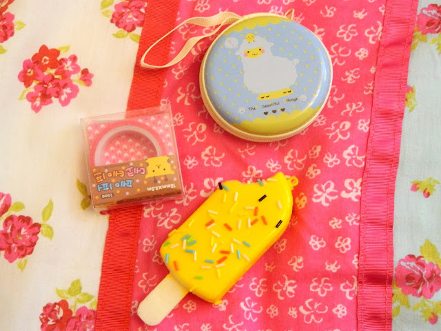 Kawaii Box, Kawaii Subscription Box, August Kawaii Box,