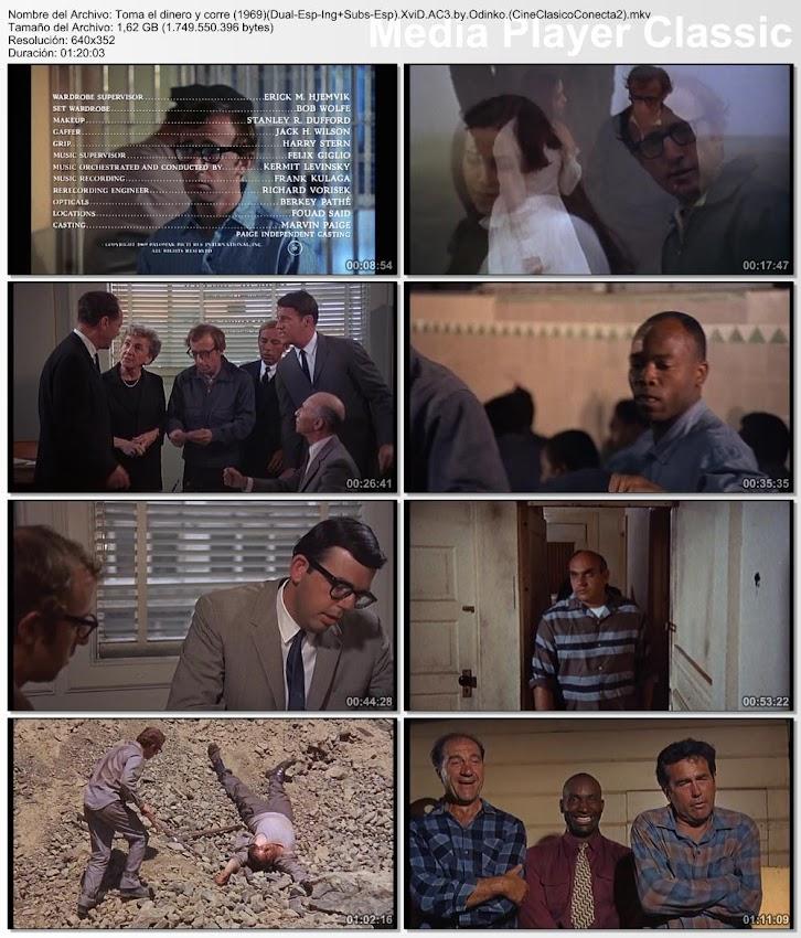 Imagenes de la película: Toma el dinero y corre | 1969 | Take the Money and Run
