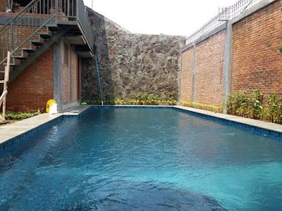 Penjernihan air kolam