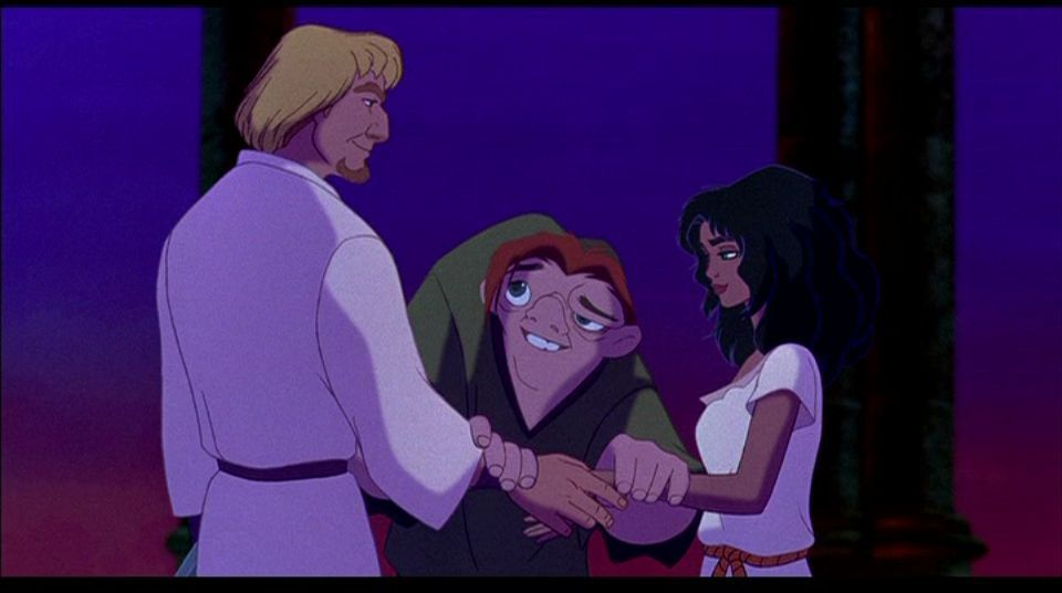 Tv Lover My Review Of The Hunchback Of Notre Dame 1996