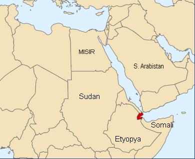 Cibuti Nerede