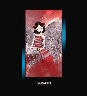 Melek Kartı Barakiel