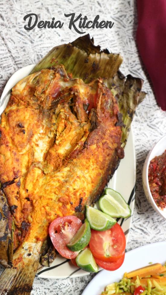 Ikan Kerapu Panggang Ala Padang Denia Kitchen