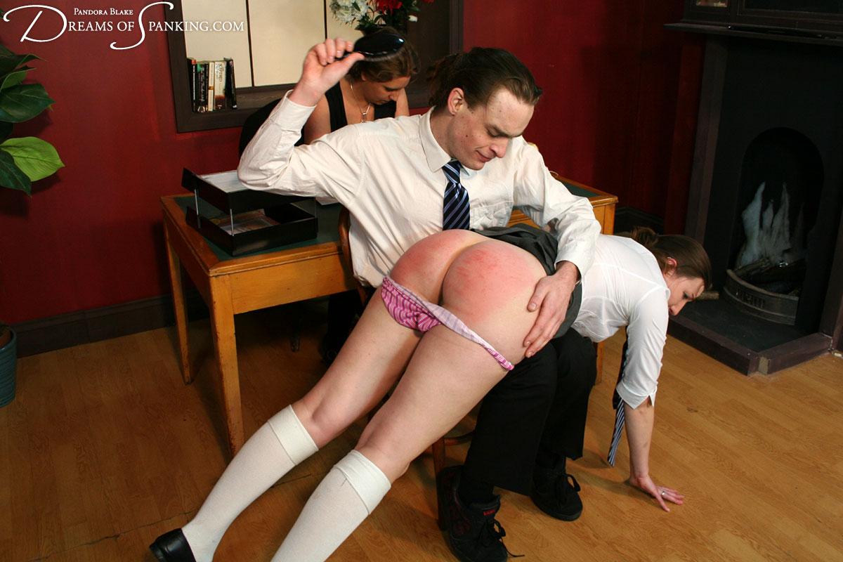 otk punishment spanking