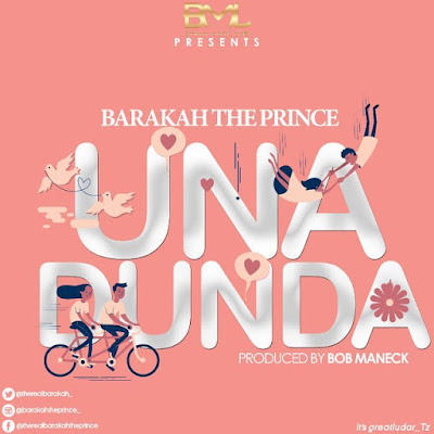Barakah Da Prince - Unadunda
