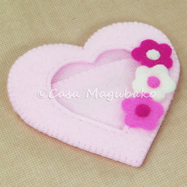 Heart Felt Case Tutorial - Finish Piece by casamagubako.com