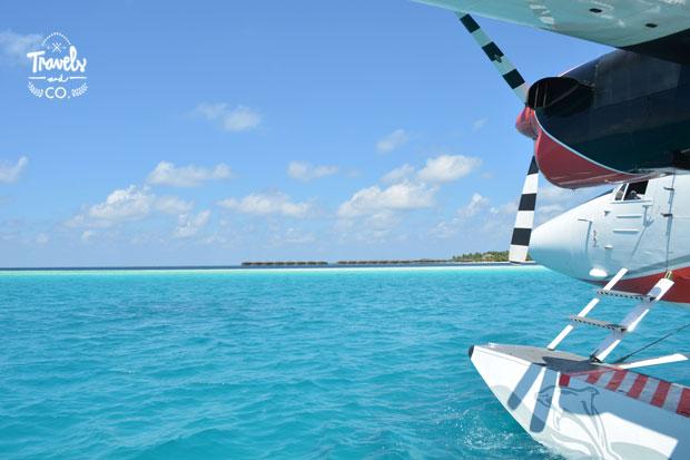 Guia de viaje para Maldivas hidroavion