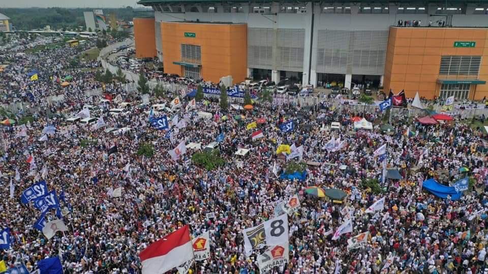 Bukan Sakit, Alasan Prabowo Batal Kampanye Bikin Rakyat Ngeri
