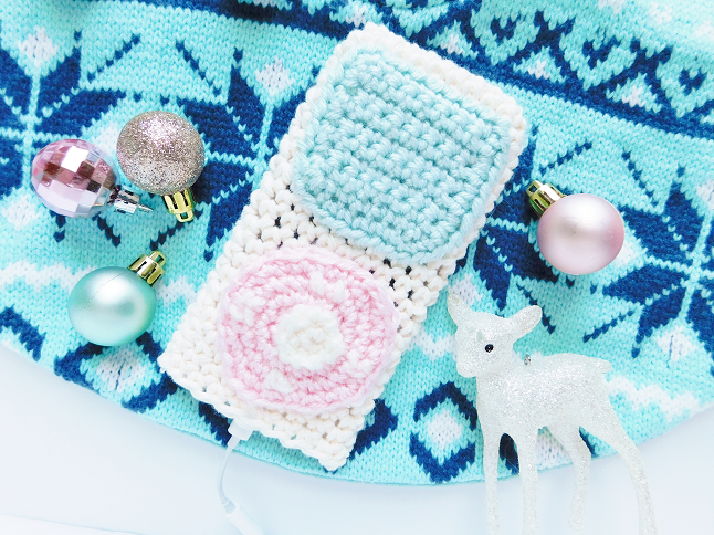 Crocheted iPod Video Cozy