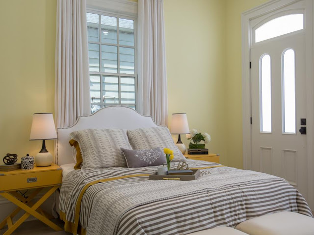 Property Brothers New Orleans pictures of renovated bedroom