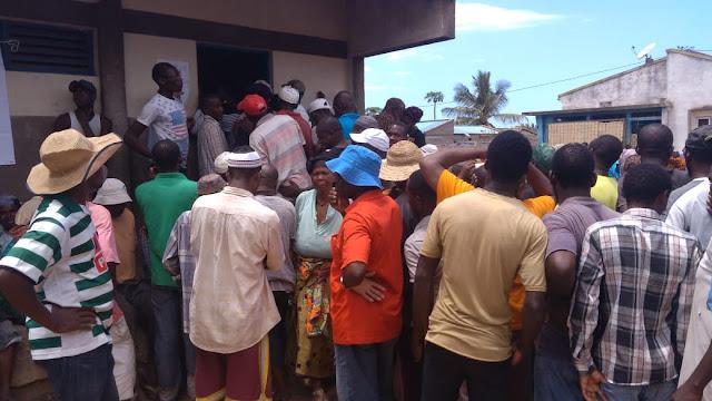 CoberturaEleitoral2018RádioVozCoop, Eleições Autárquicas 2018, Cidade de Maputo, Capital,