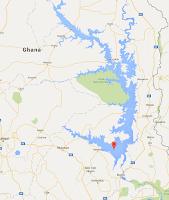 zbiornik Wolta Ghana