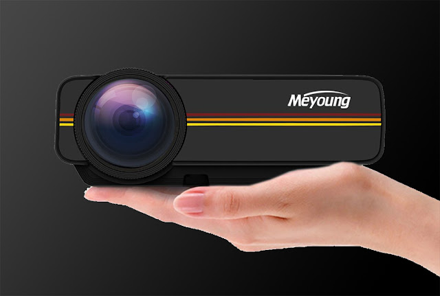 Meyoung Portable Projector