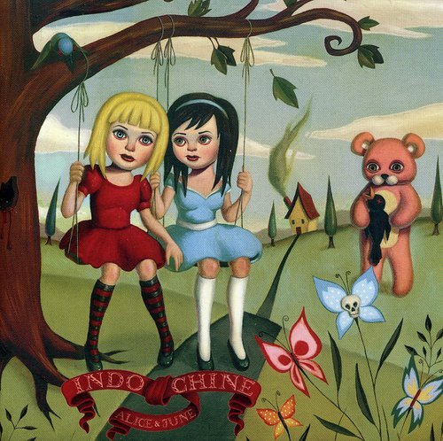 Disco de vinilo - Alice & June - Indochine