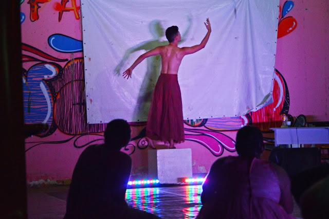 Projeto Dancidade leva espetáculo gratuito para o Kidé