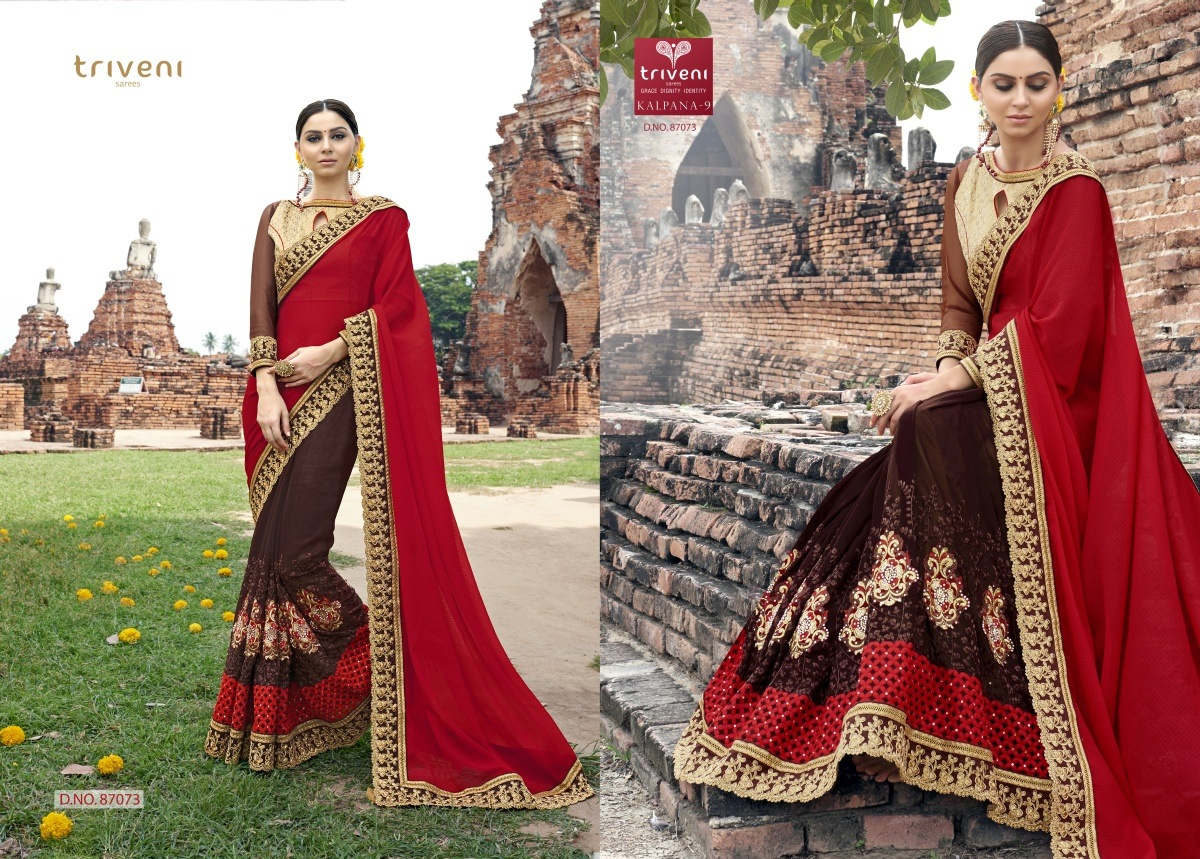 Kalpana 9 – Exclusive Designer Saree Buy Online Wholesale