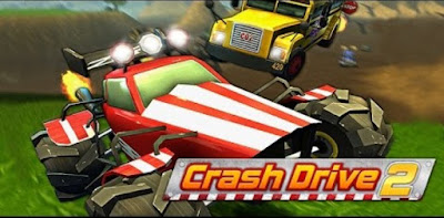 Crash Drive 2: 3D racing cars Apk + MOD, Money/Level for Android