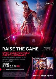 AMD Unveils Free Games for Select Radeon Graphics Cards