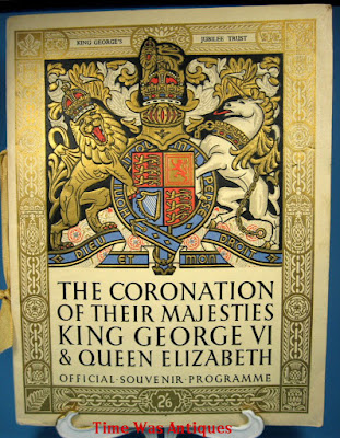 https://timewasantiques.net/products/king-george-vi-elizabeth-coronation-1937-official-program-deluxe-version