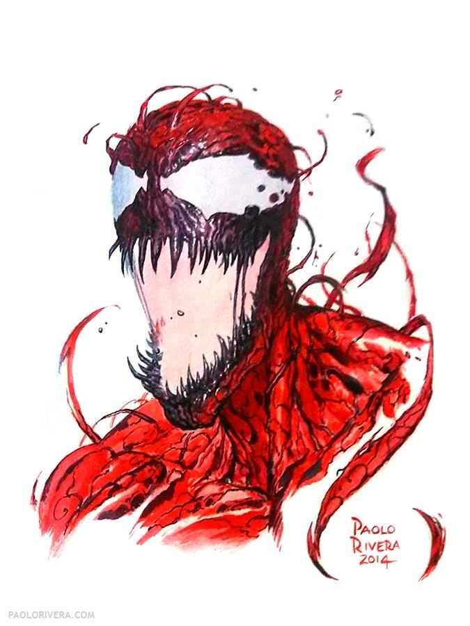The Self-Absorbing Man: ¡Carnage!