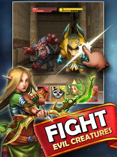 Dungeon Monsters Mod Apk Unlimited Money Free Download For Android