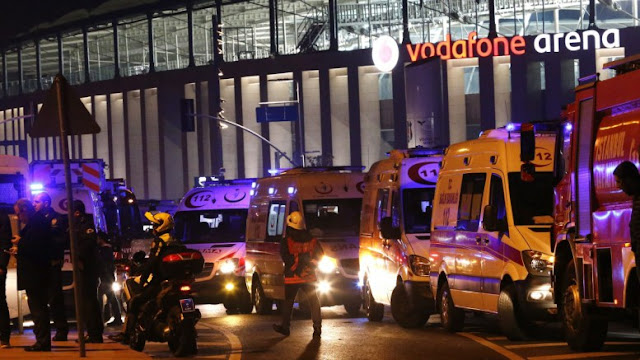 Οι ΗΠΑ προειδοποίησαν για τρομοκρατικό χτύπημα στην Κωνσταντινούπολη