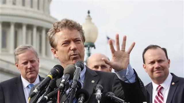 New Iran sanctions are fool's errand, which won't work: US Senator Rand Paul