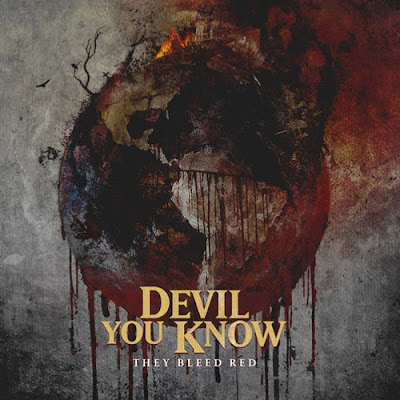 Devil You Know - They Bleed Red - cover album