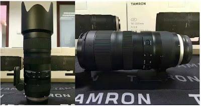 التسريبات الأولى لعدسة Tamron 20-700mm f/2.8 الجديدة
