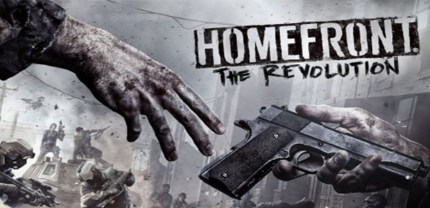 HOMEFRONT THE REVOLUTION BEYOND THE WALLS DLC-PLAZA