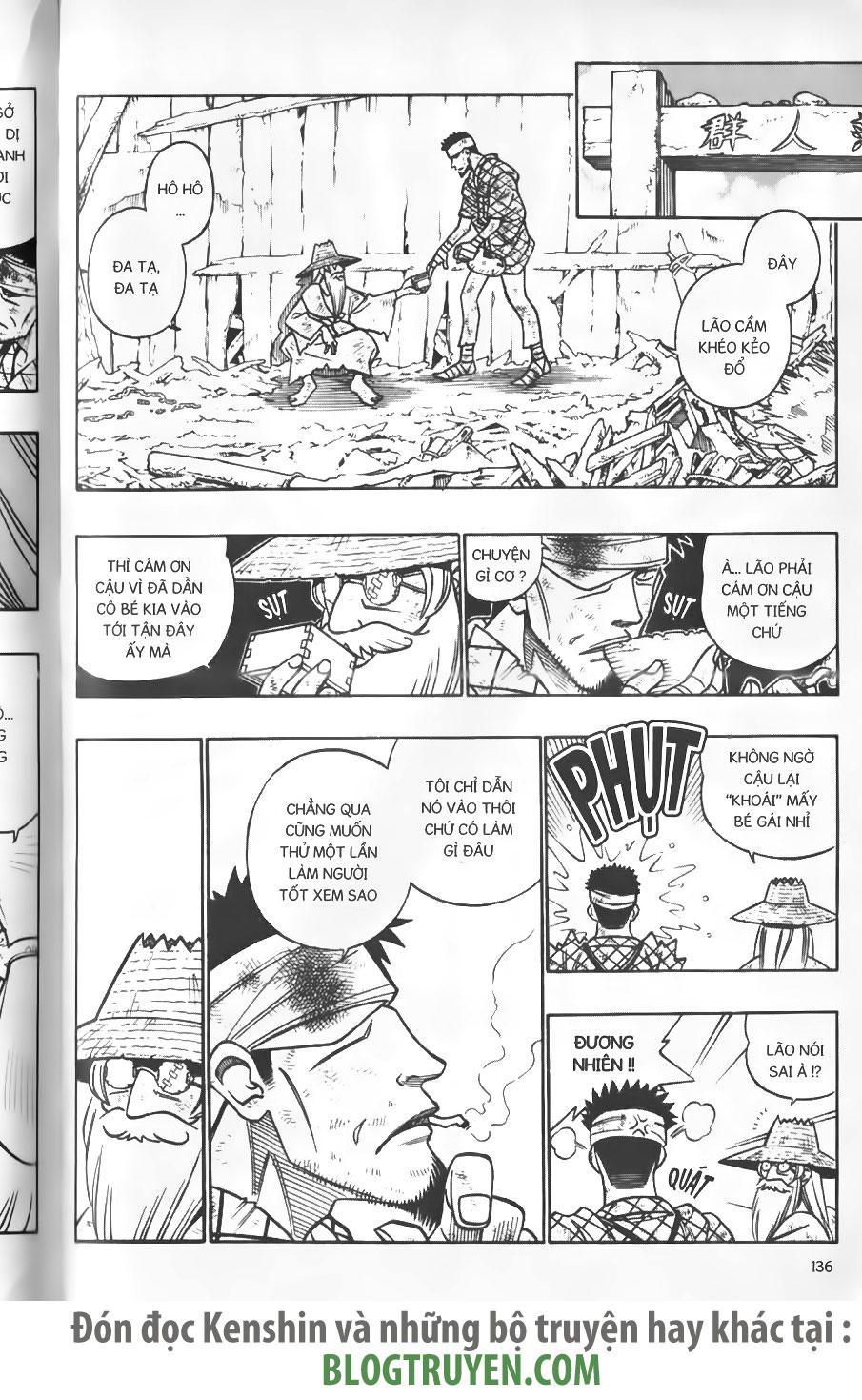 Rurouni Kenshin chap 225 trang 6