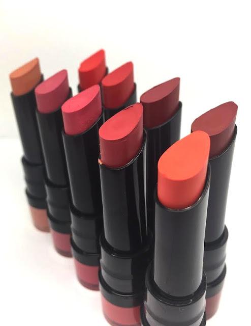 Bourjois rouge velvet the lipstick губная помада