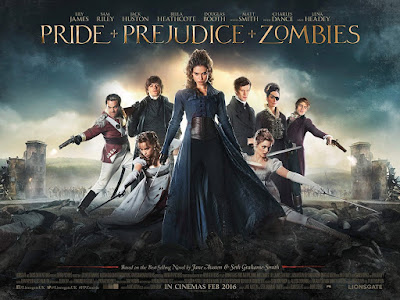 Pride and Prejudice and Zombies (2016) ရုပ္သံ/အၾကည္