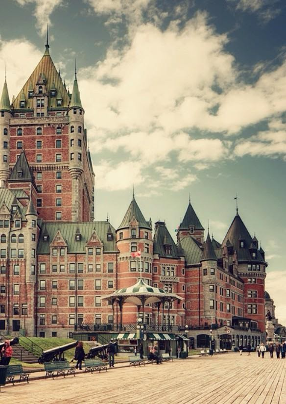most popular Interesting Attractions in Canada- Quebec