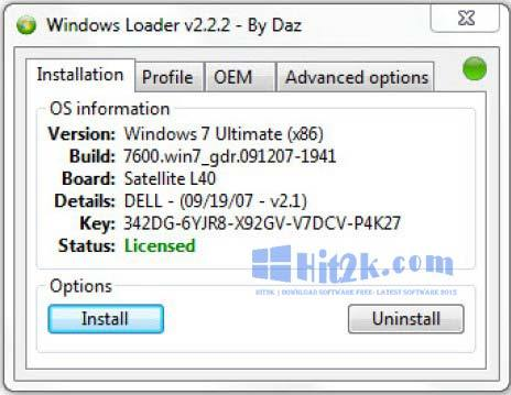 oem windows 7 key generator