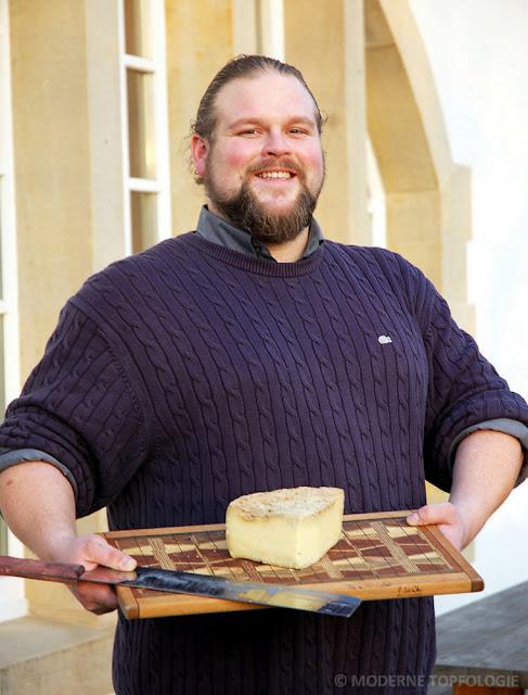 Fritz Loyd Blomeyer aus Berlin hat sich den Ruf aufgebaut, DER Spezialist zu sein, wenn es um hervorragenden Käse aus deutschen Landen geht.
