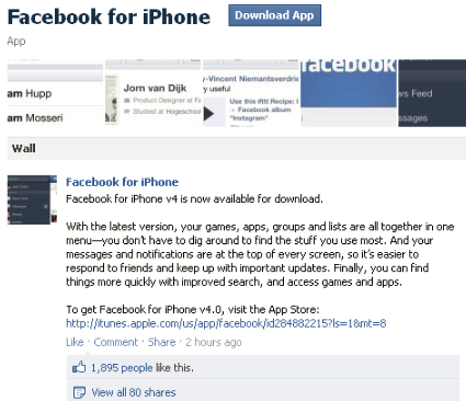 Facebook%2BFor%2BMy%2BIphone