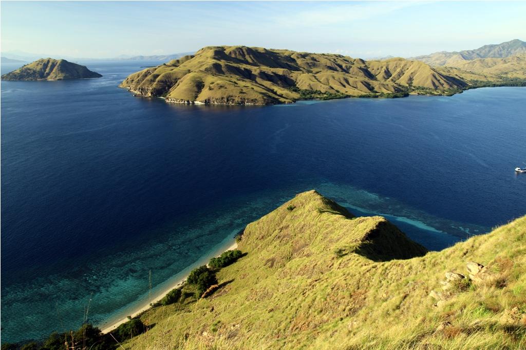 Sisi lainnya Pulau Gili Laba