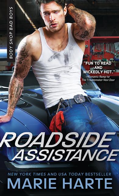 Excerpt, Roadside Assistance, Marie Harte, Giveaway, Bea's Book Nook, romance