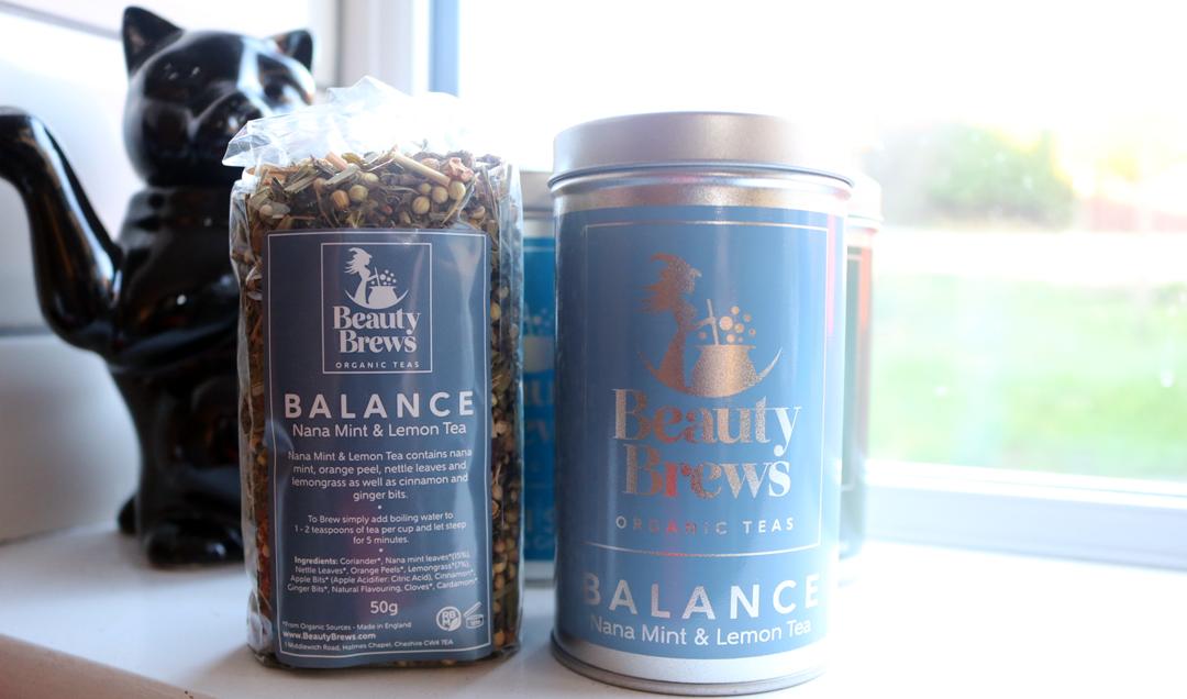 Beauty Brews Organic Tea - Balance