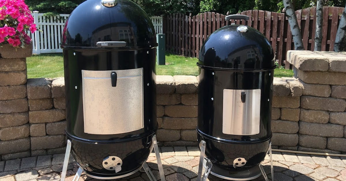 the way i see it russ lowe weber smokey mountain cooker 22 5 inch smoker. Black Bedroom Furniture Sets. Home Design Ideas