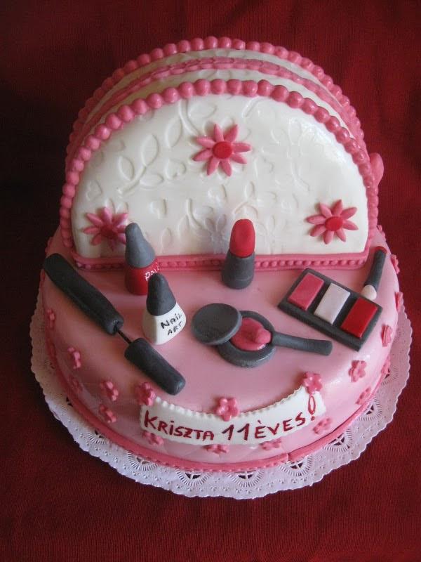 lányos szülinapi torták képek angitortai: Csajos torta lányos szülinapi torták képek